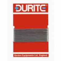 DURITE <br> 18SWG / 1.25mm /   SOLDER (Flux cored) 40/60 1.8mtr length <br>ALT/0-470-00